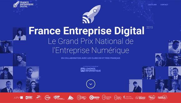 KeeeX participe au Grand Prix National de l'entreprise numérique !