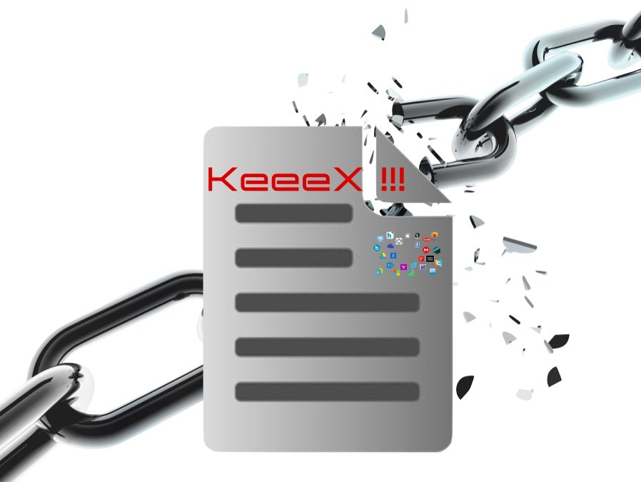 Why KeeeX is not the next 'Bad Guy'