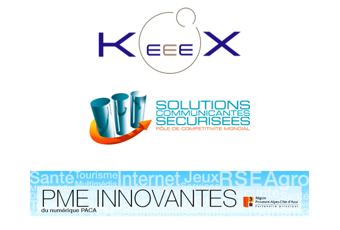 KeeeX Laureate – Most Innovative IT Startup PACA 2014 «Security & Digital Identities»