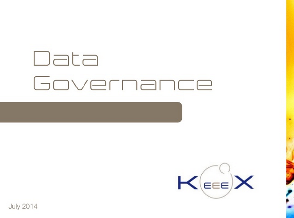 On Data Governance