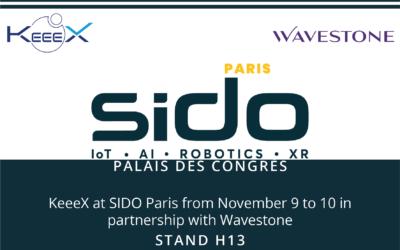 See you at SIDO Paris on Nov 9 & 10, 2021