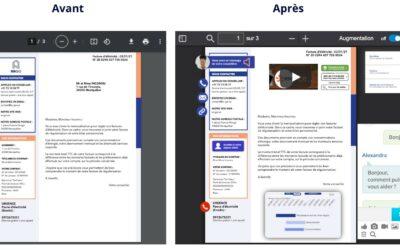 Compart industrialise le document augmenté et sécurisé avec ARGO et KeeeX